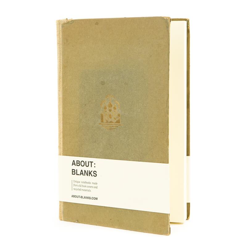 Groen schetsboek