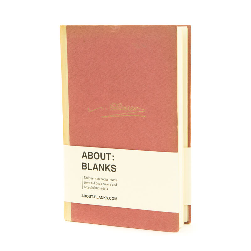 Salmon notebook