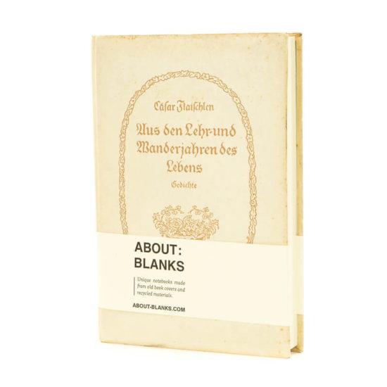 Not a book: a notebook