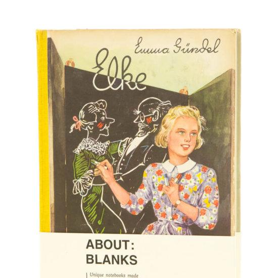 About Blanks kids sketchbook