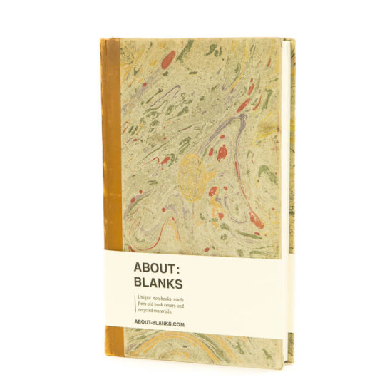 About Blanks not a book