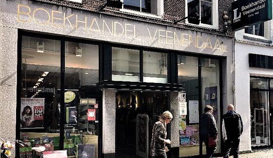 Boekhandel Veenendaal
