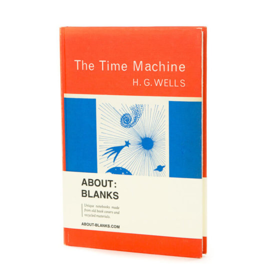 Time Machine notebook