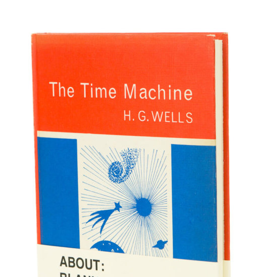 Unique Time Machine notebook