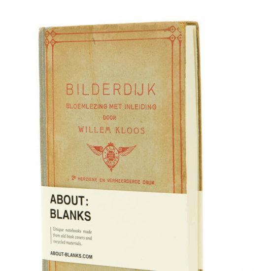Bilderdijk notebook