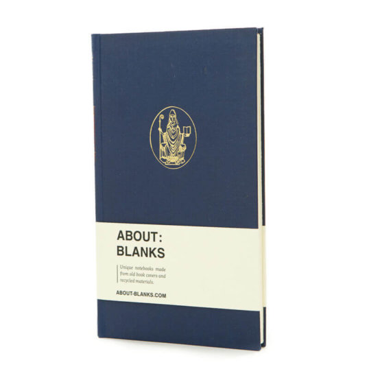 Batavia notebook About Blanks