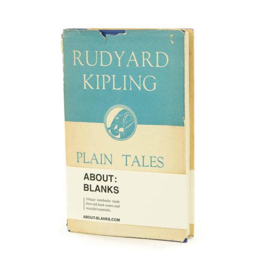Rudy ard Kipling notebook