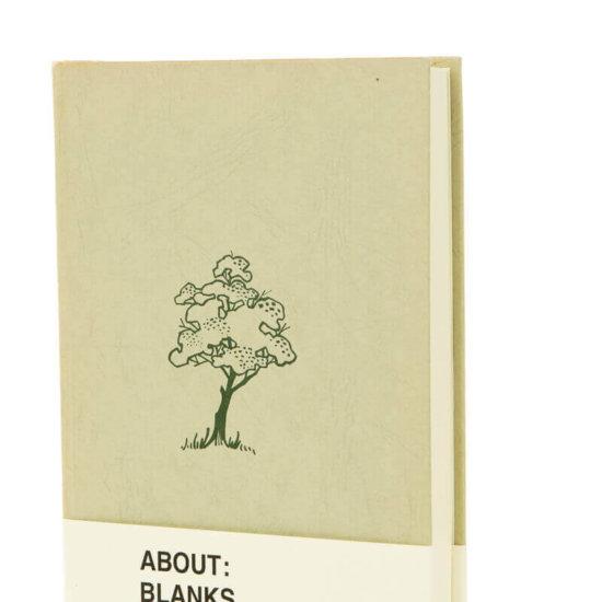 Detail tree illustration - notebook