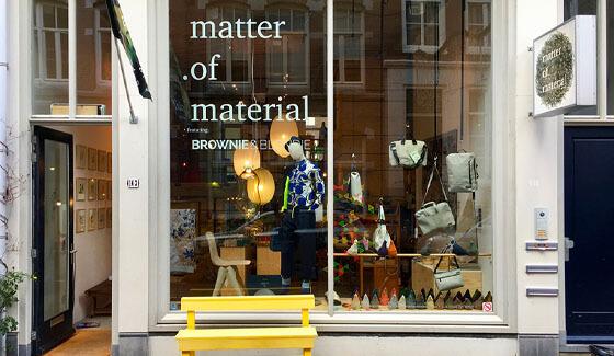 Matter of Material