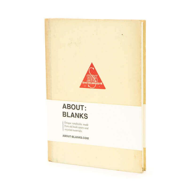 Encyclopedia notebook