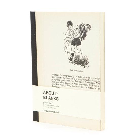 Pietje bel Recover notebook