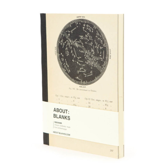 Planet notebook (a5)