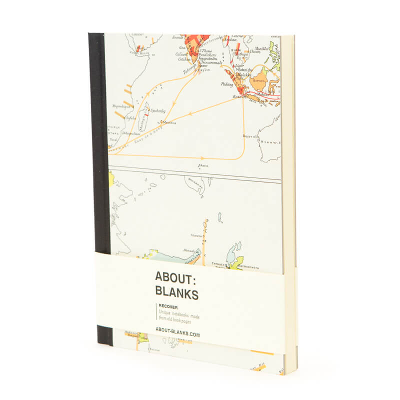 Land notebook (A5)
