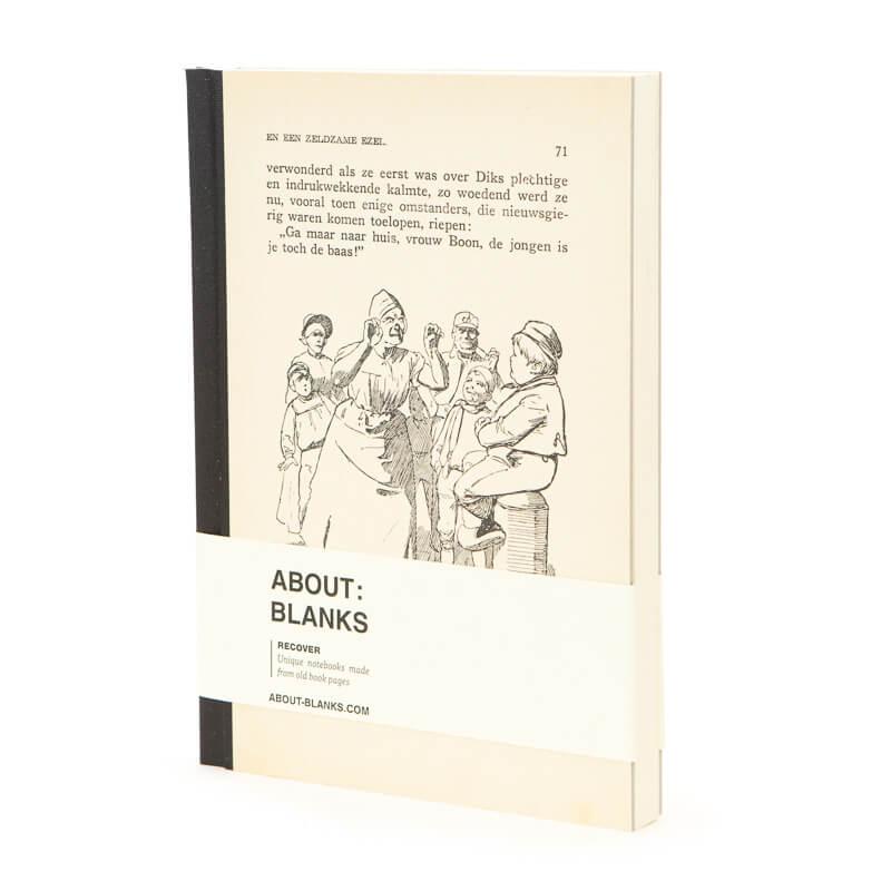 Kids notebook (A5)
