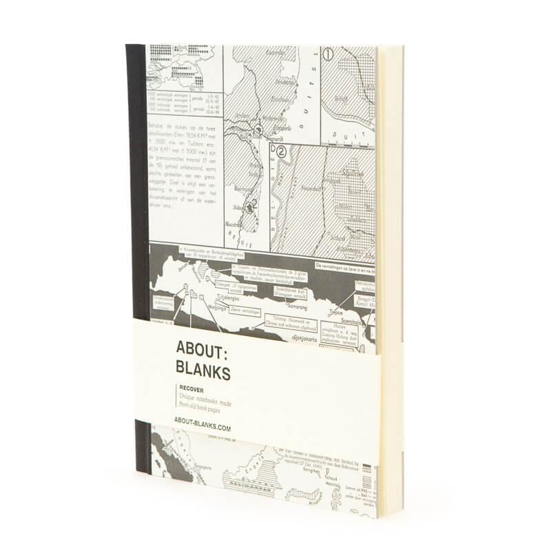 Atlas notebook (A5)