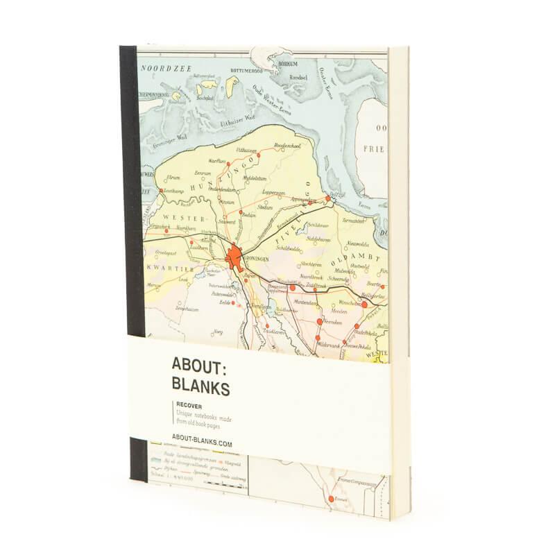 Groningen notebook (A5)