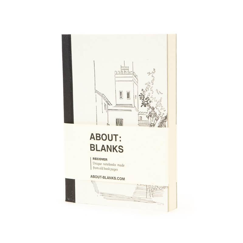 Village notebook (A6)