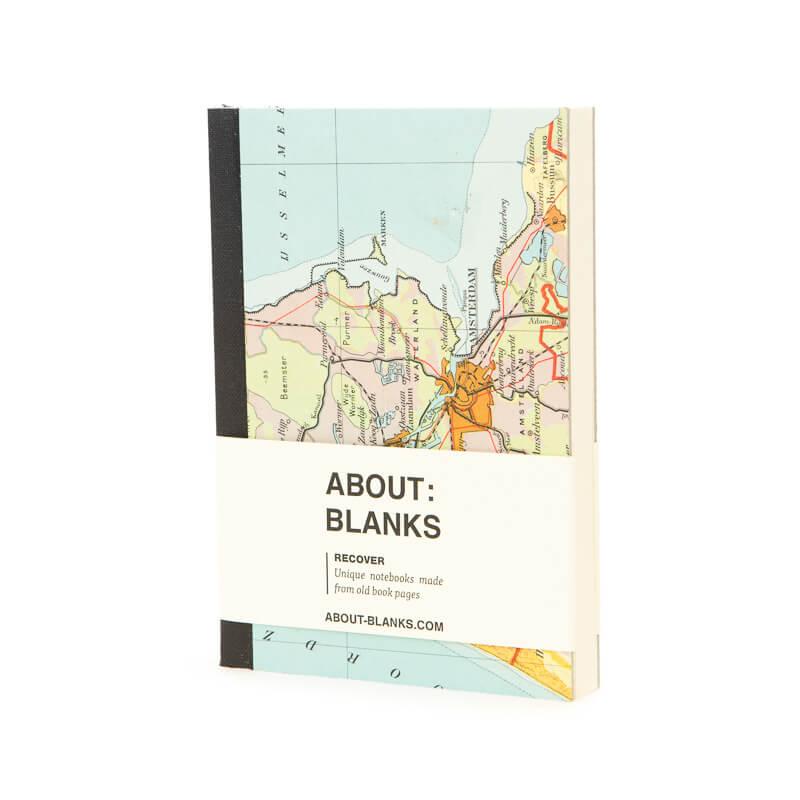 Capital notebook (A6)
