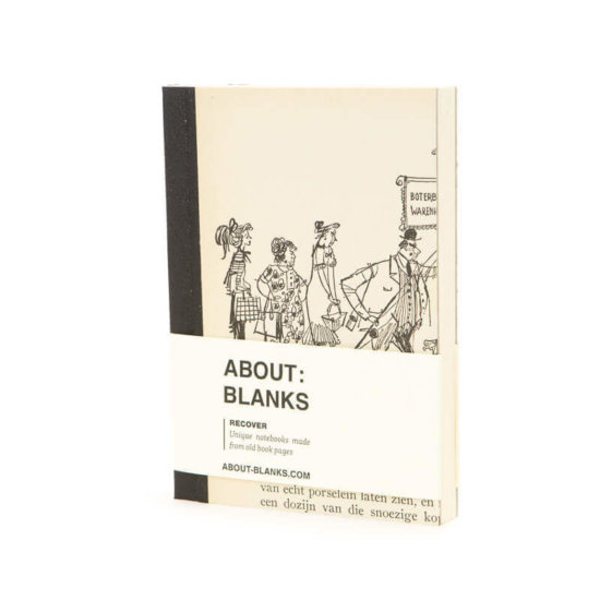 Parade notebook