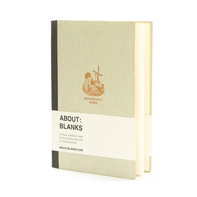 Heemschut notitieboek