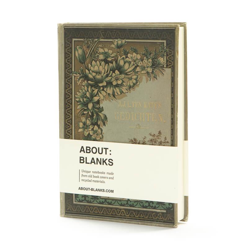 Dichter notitieboek