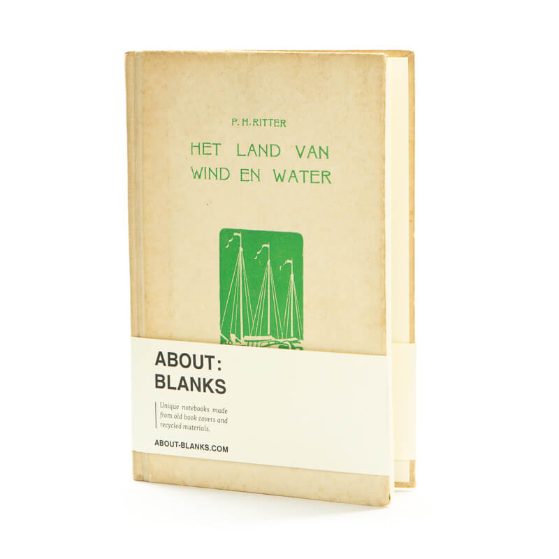 Water notebook