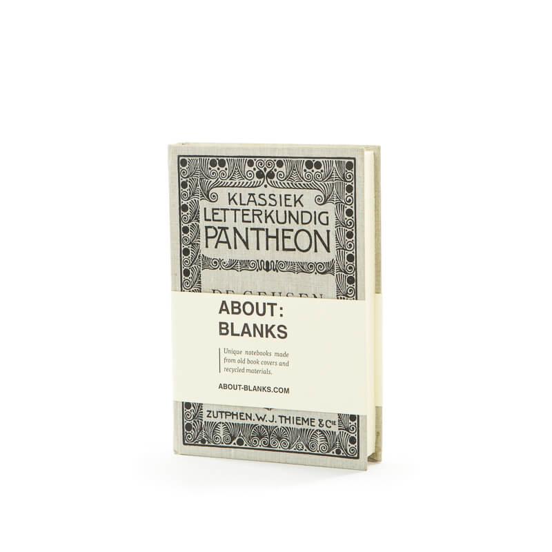Pantheon notebook
