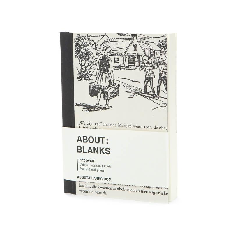 Summer house notebook (a6)