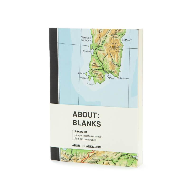 Sardinië notitieboek (a6)