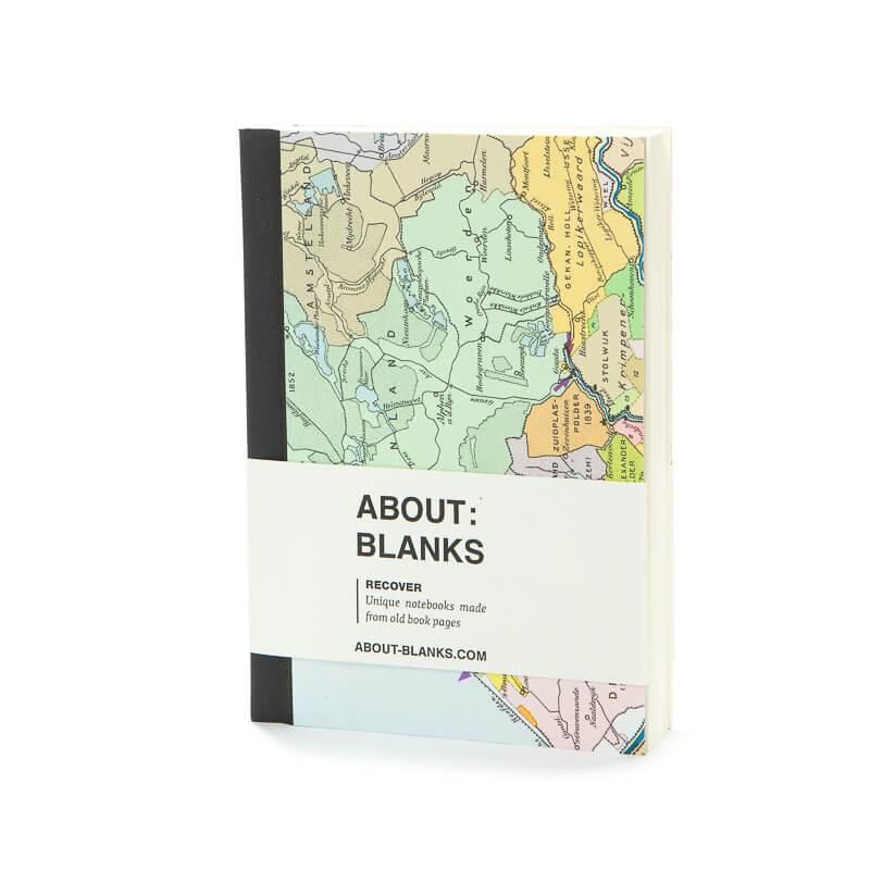 Woerden notebook (a6)