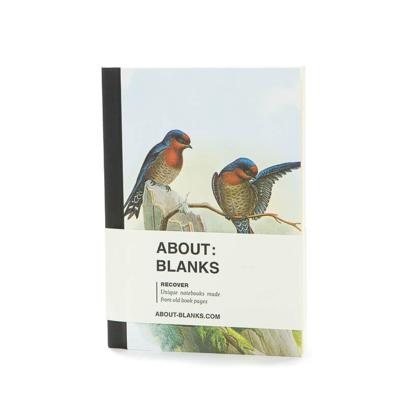 Love birds notebook (a6)