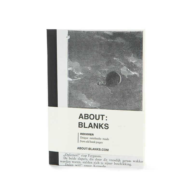Storm notebook (a6)