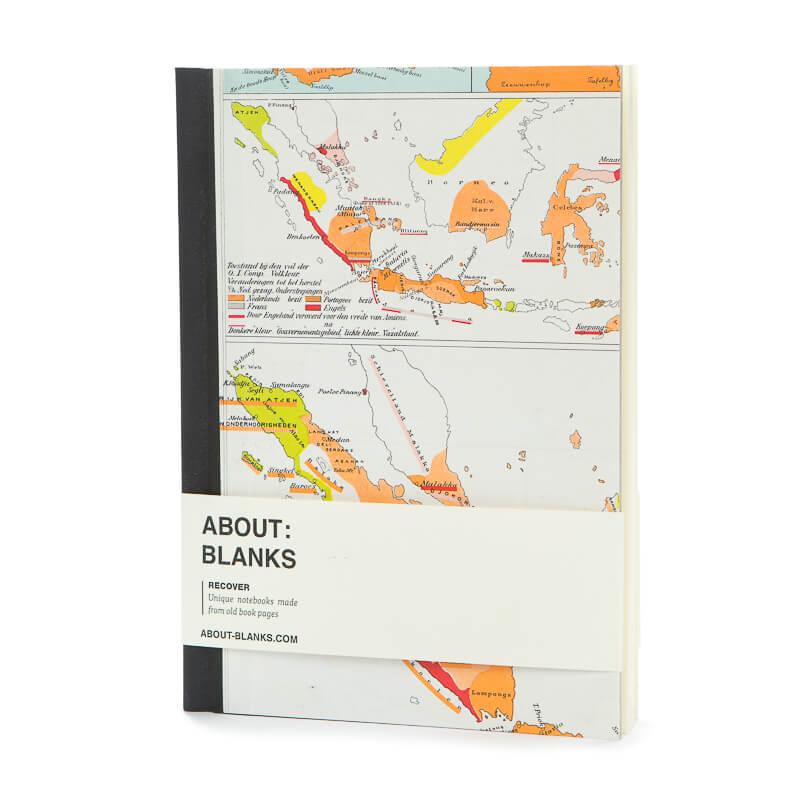 Atjem notitieboek (a5)
