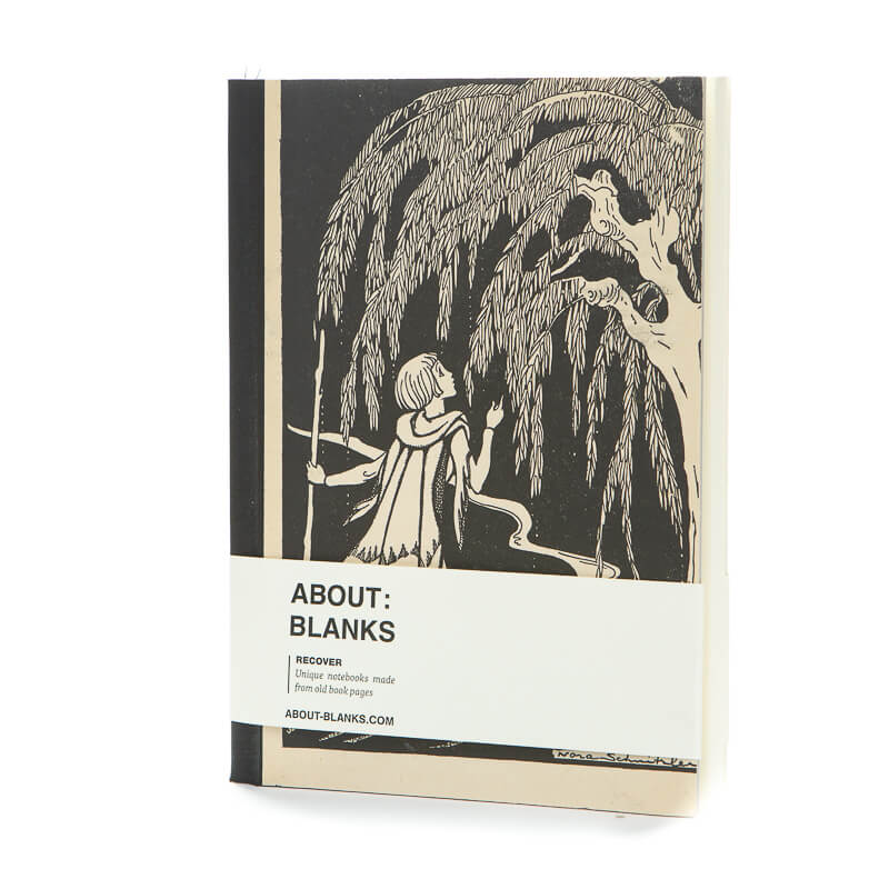 Forrest notebook (a5)
