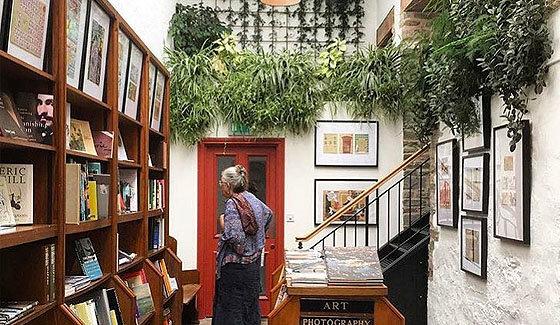 Richard bookshop