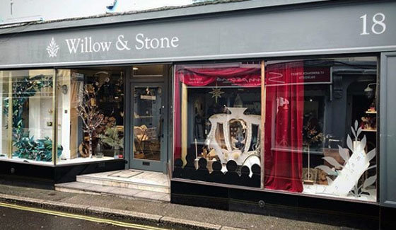 Willow and Stone