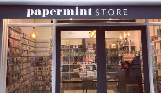 Papermint Store