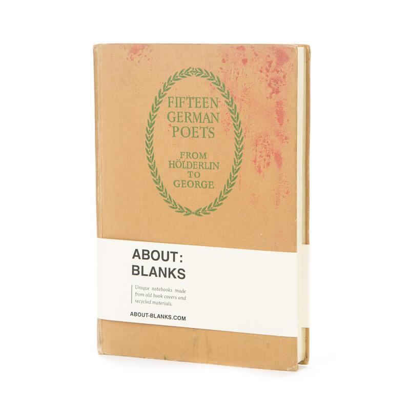 German poets notebook