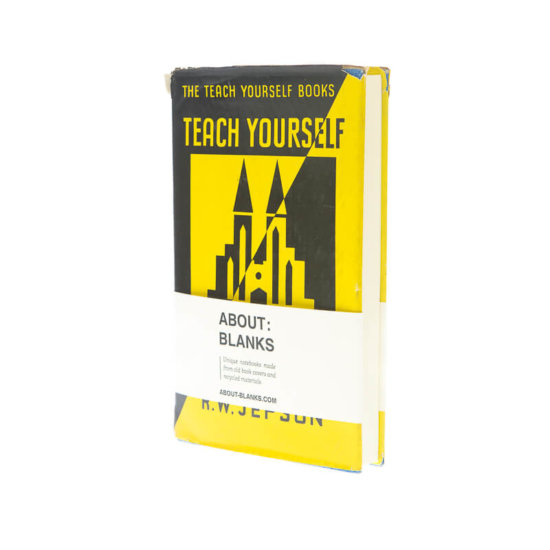 Teach yourself notebook