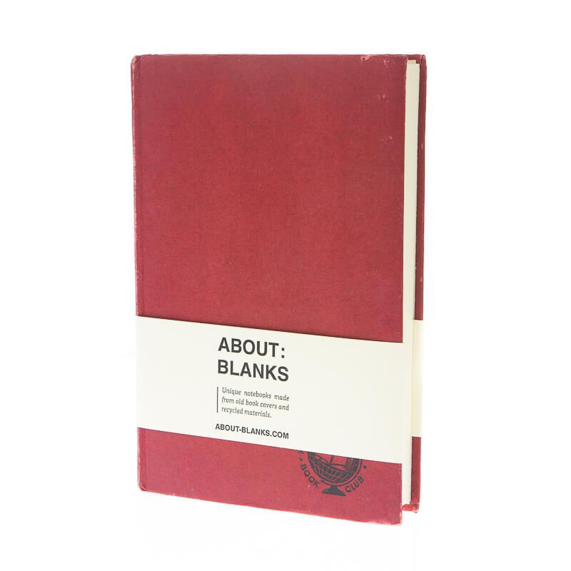 Boekclub notitieboek