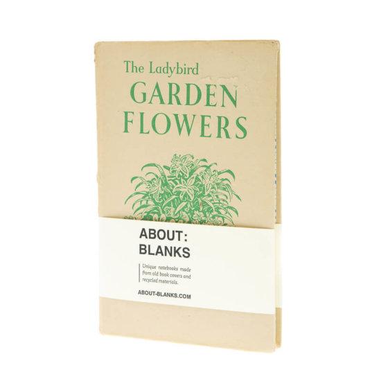 Garden Flowers notebook