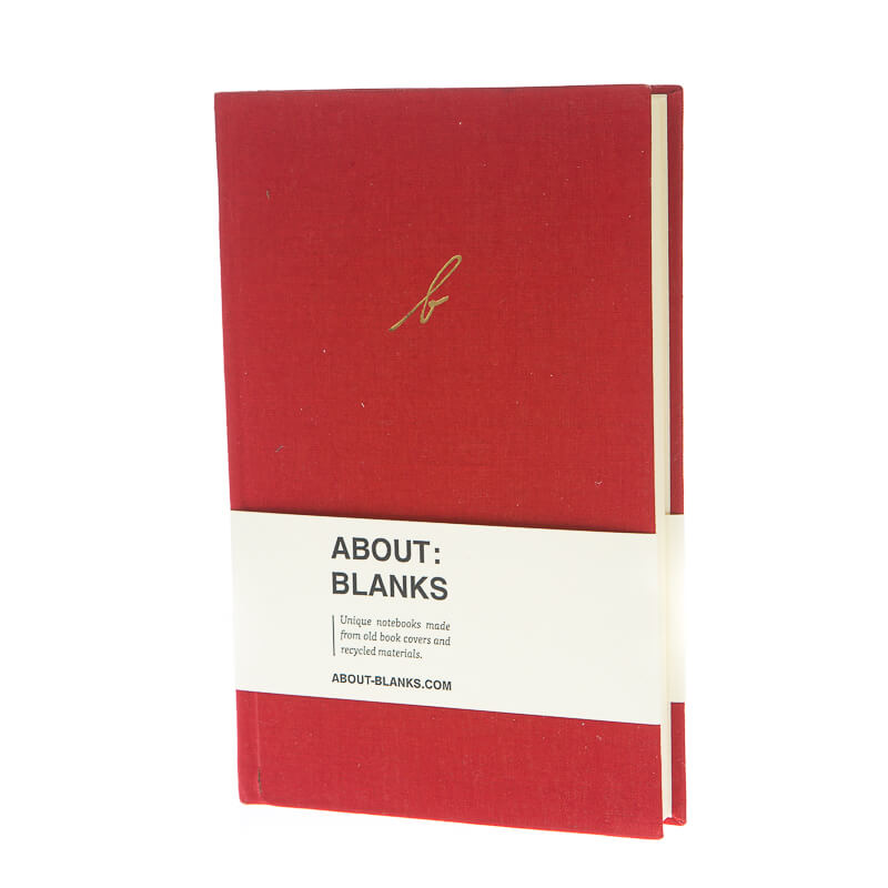 Initialen notitieboek