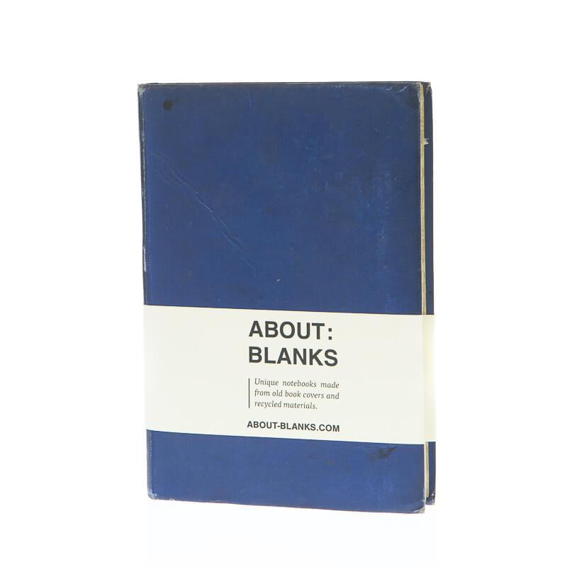 Blues notitieboek