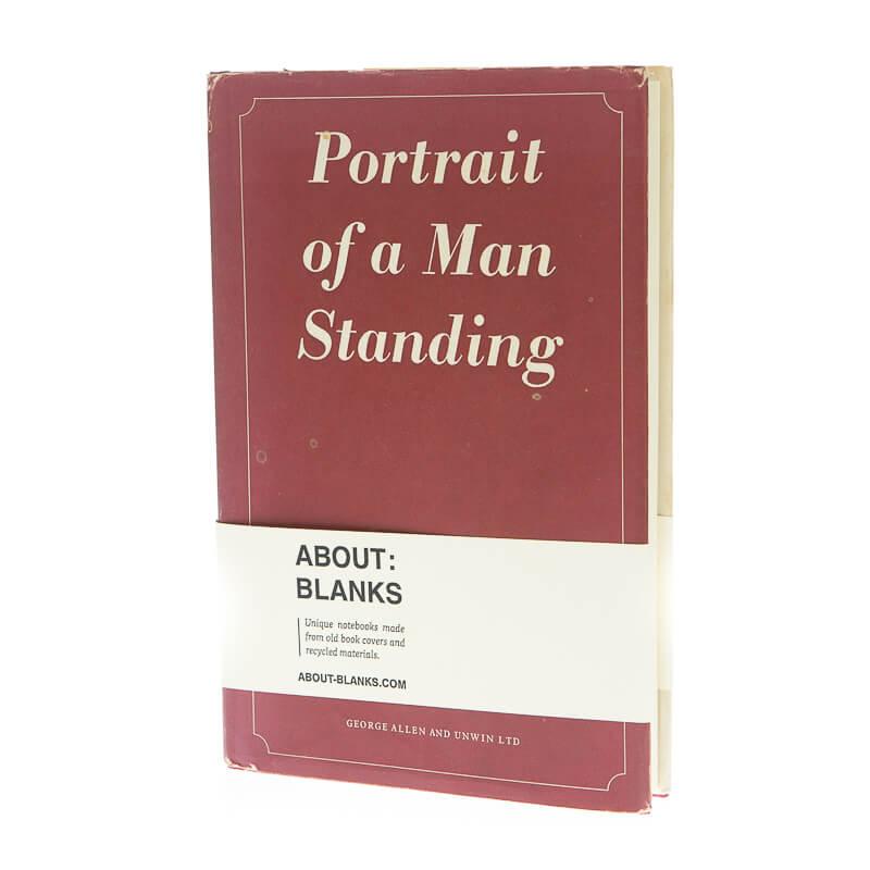 Portret notitieboek