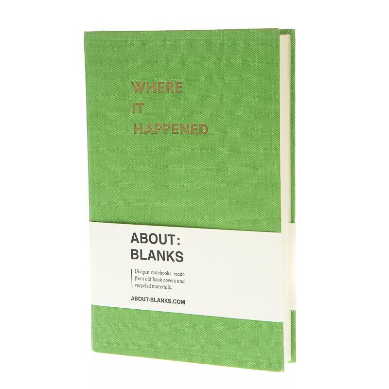 Gebeuren notitieboek
