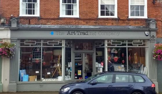 art trading company