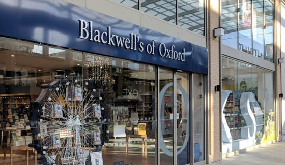 Blackwells Westgate