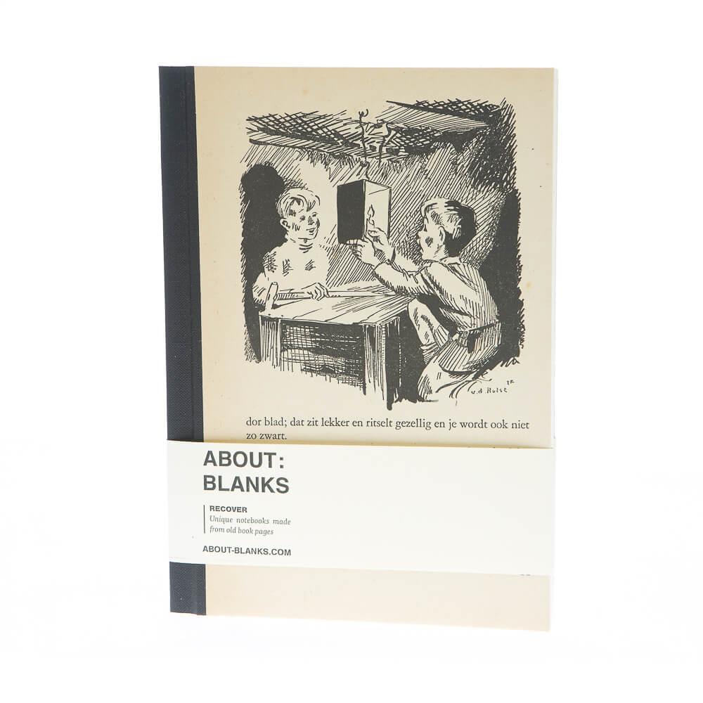 Lantern notebook (a5)