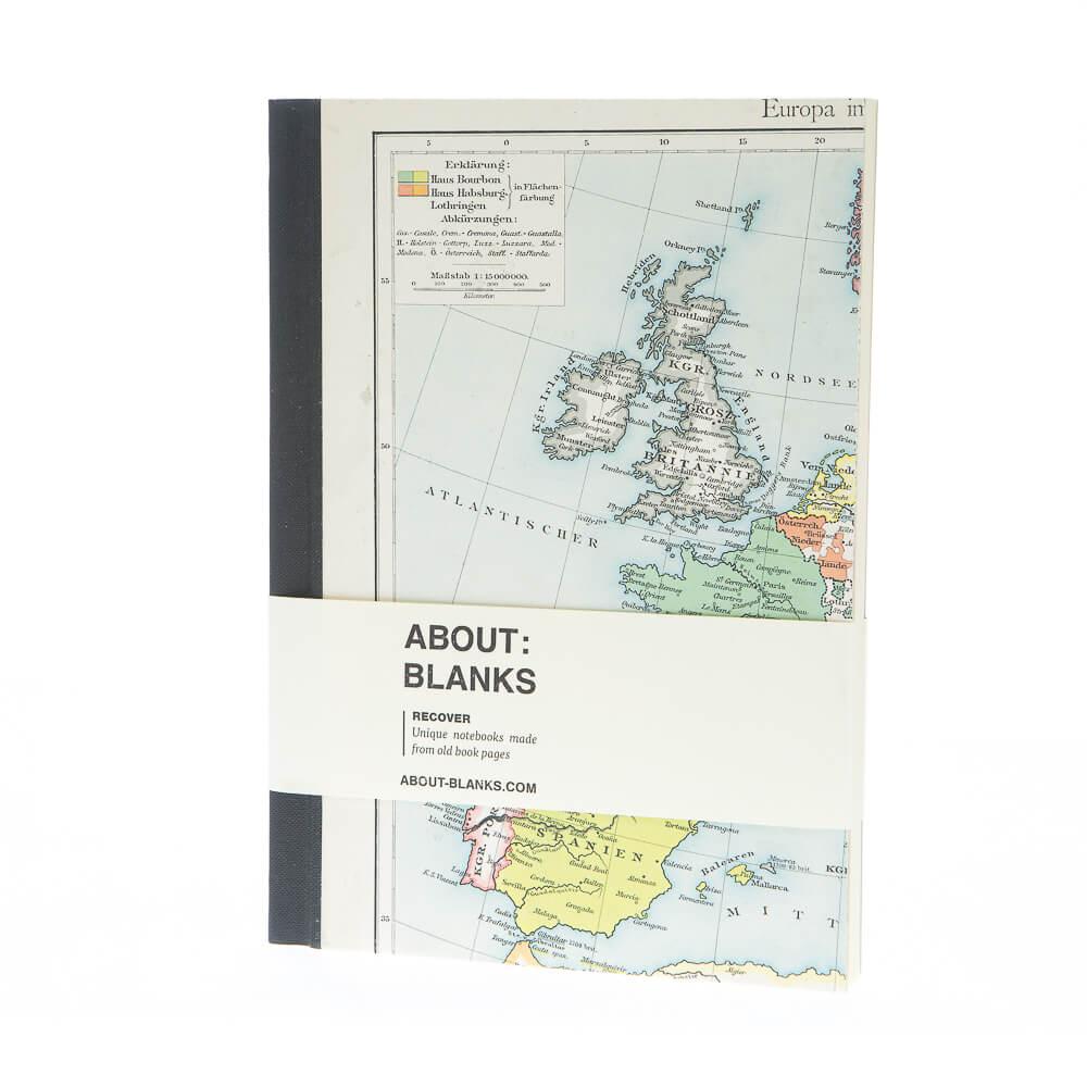 Britain notebook (a5)