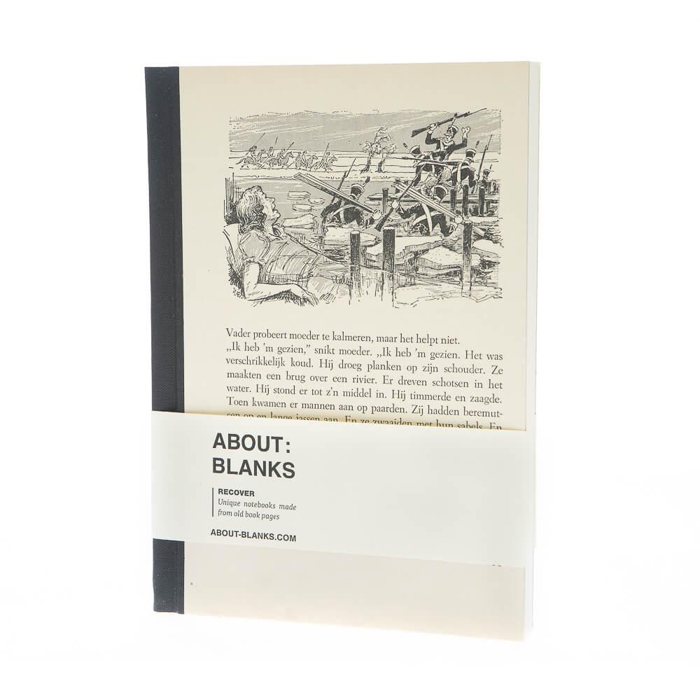Battle notebook (a5)